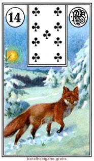 Significado das cartas do baralho cigano II 2