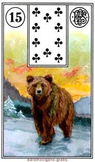 Significado das cartas do baralho cigano II 3