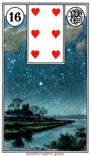 Significado das cartas do baralho cigano II 4