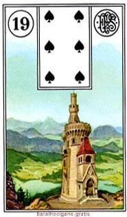 Significado das cartas do baralho cigano II 7