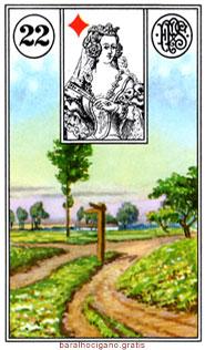 Significado das cartas do baralho cigano II 10