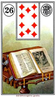 Significado das cartas do baralho cigano III 2