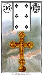 Significado das cartas do baralho cigano III 12