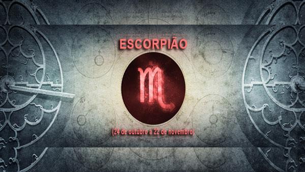 Horóscopo do signo ESCORPIÃO Previsões
