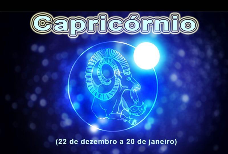 Horóscopo signo CAPRICÓRNIO