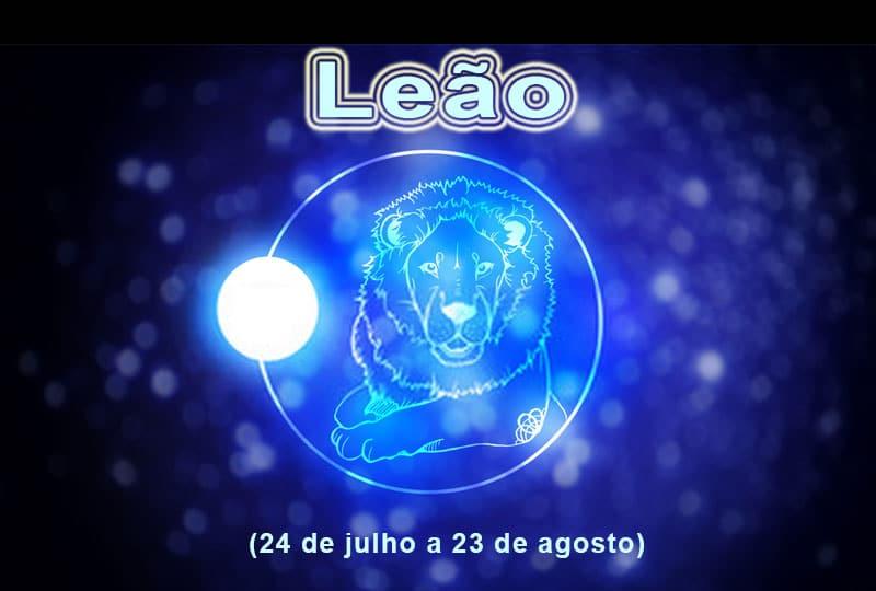 Horóscopo do signo LEÃO