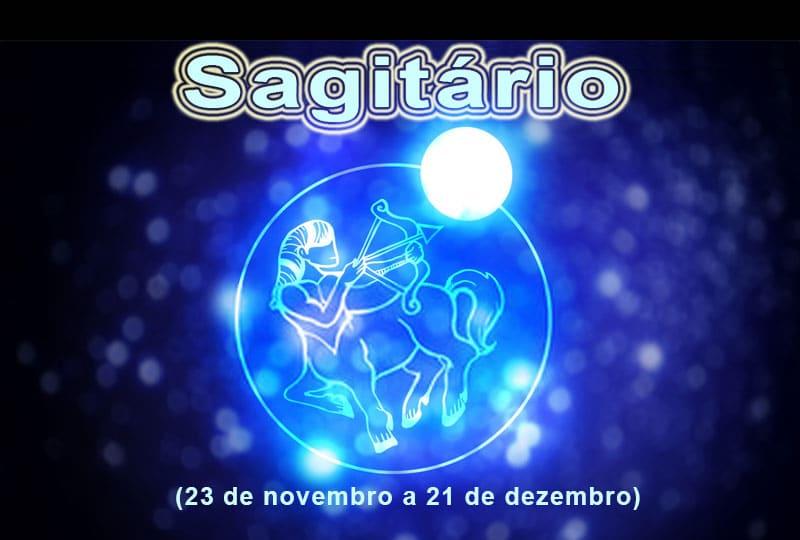 Horóscopo signo SAGITÁRIO